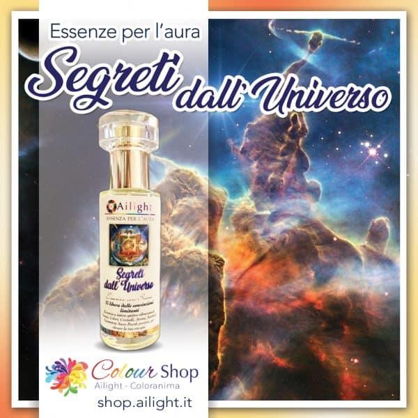 Aura essence Segreti dall'universo