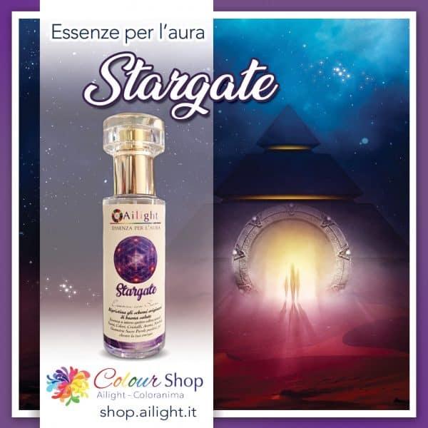 Aura essence Stargate