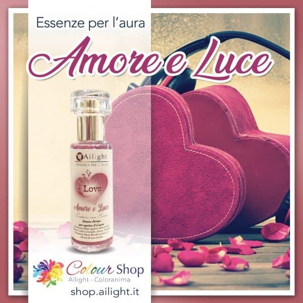 Aura essence Amore e luce