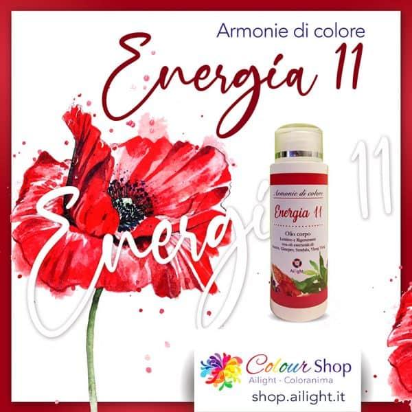 Accordo Energia 11 body oil