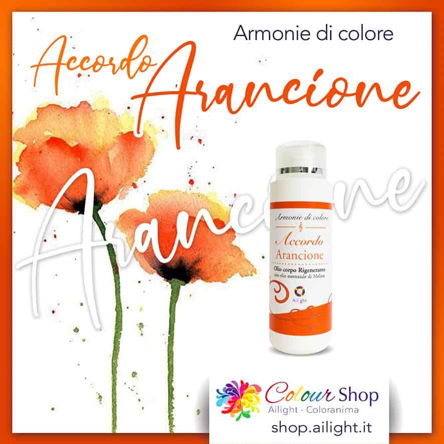 Accordo Arancione  – Olio Corpo