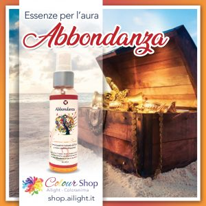 Aura essence Abbondanza