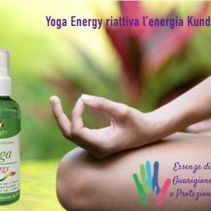 Essenza di guarigione Yoga energy