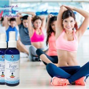 Essenza di guarigione Yoga pure