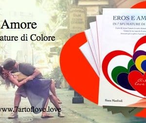 Art of love 7 colours of love