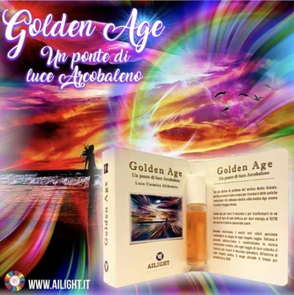 Essenza alchemica Golden age