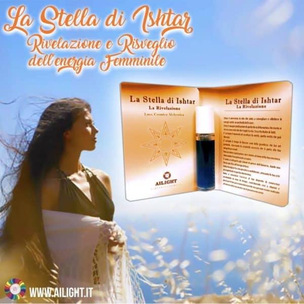 alchemical essence La stella di Ishtar (the star of Ishtar)