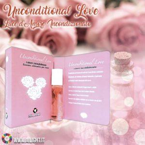 Essenza alchemica Unconditional love