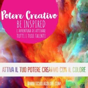 Corso di Potere Creativo, Sviluppa tutto il tuo potenziale