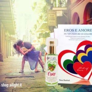 Libro – I 7 Colori dell'Amore con Essenza Cuore