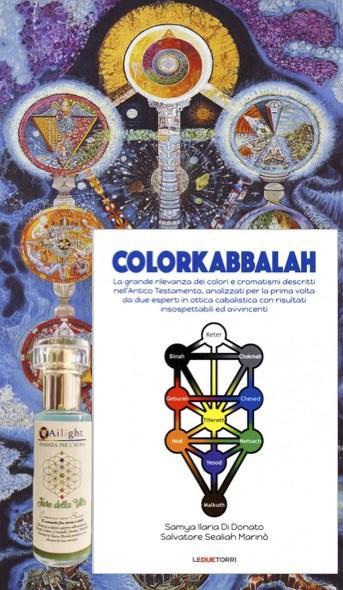 Copertina libro Colorkabbalah
