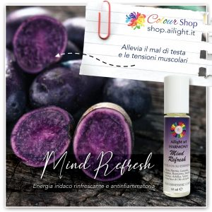 Mind Refresh essential oil