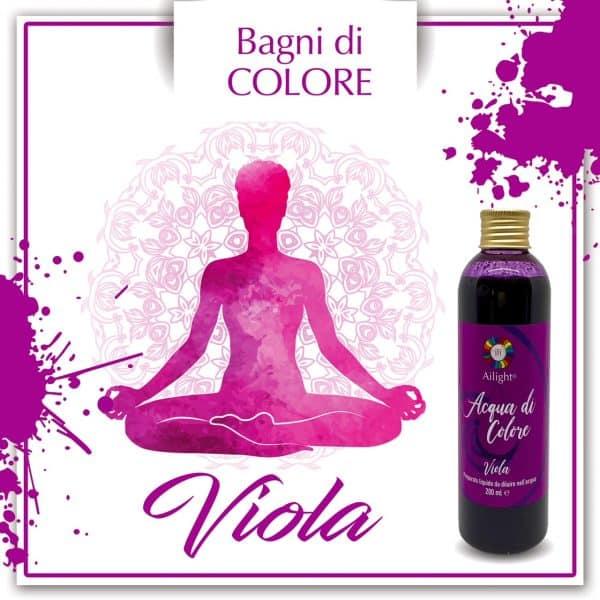 acqua di colore viola shop.ailight.it