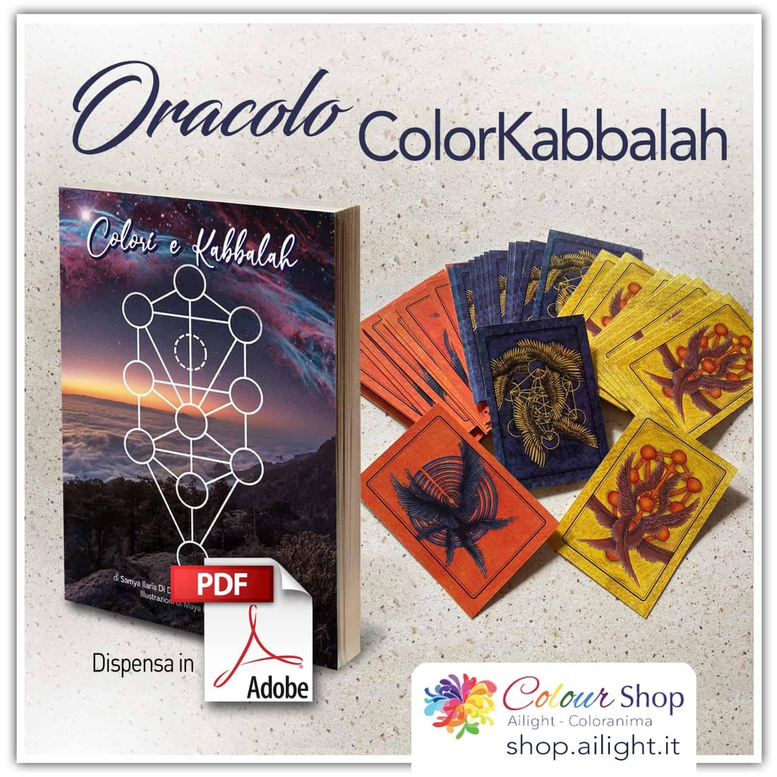 Carte Oracolo ColorKabbalah