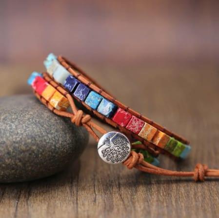 Bracciale Arcobaleno – Gioielli per l'Anima