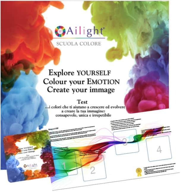 Test Colori – Esplora te stesso e Crea la tua Immagine
